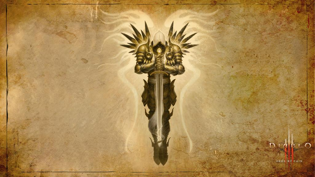 Diablo HD & Widescreen Wallpaper 0.633240930075684