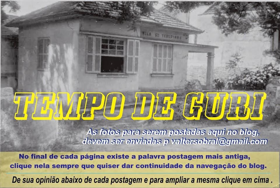 TEMPO DE GURI