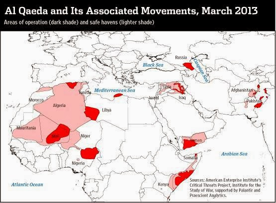 al qaeda around the world Since its 2003 creation as a breakaway unit of somali militant islamists, al shabab arabic for the youth has grown into one of the world's most notorious terror groups, drawing support and recruits from around the world, including somali immigrants in america now aligned with al qaeda.