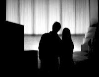 Fotos de namorados no escuro