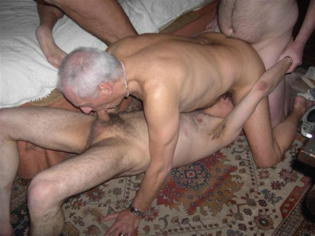 Horny Mature Men With Big Cocks