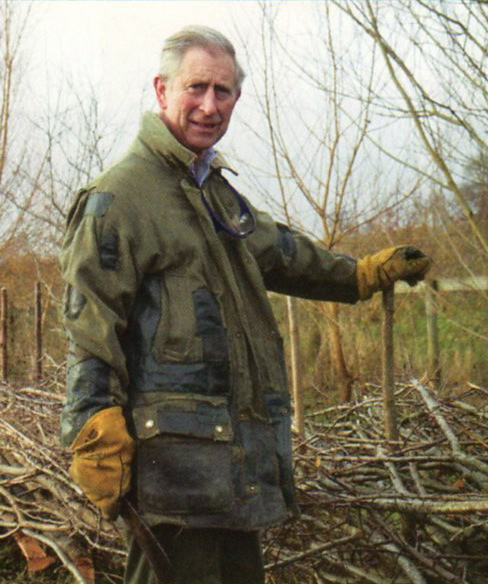 Prince Charles Knows How To Wear A Barbour Delamere