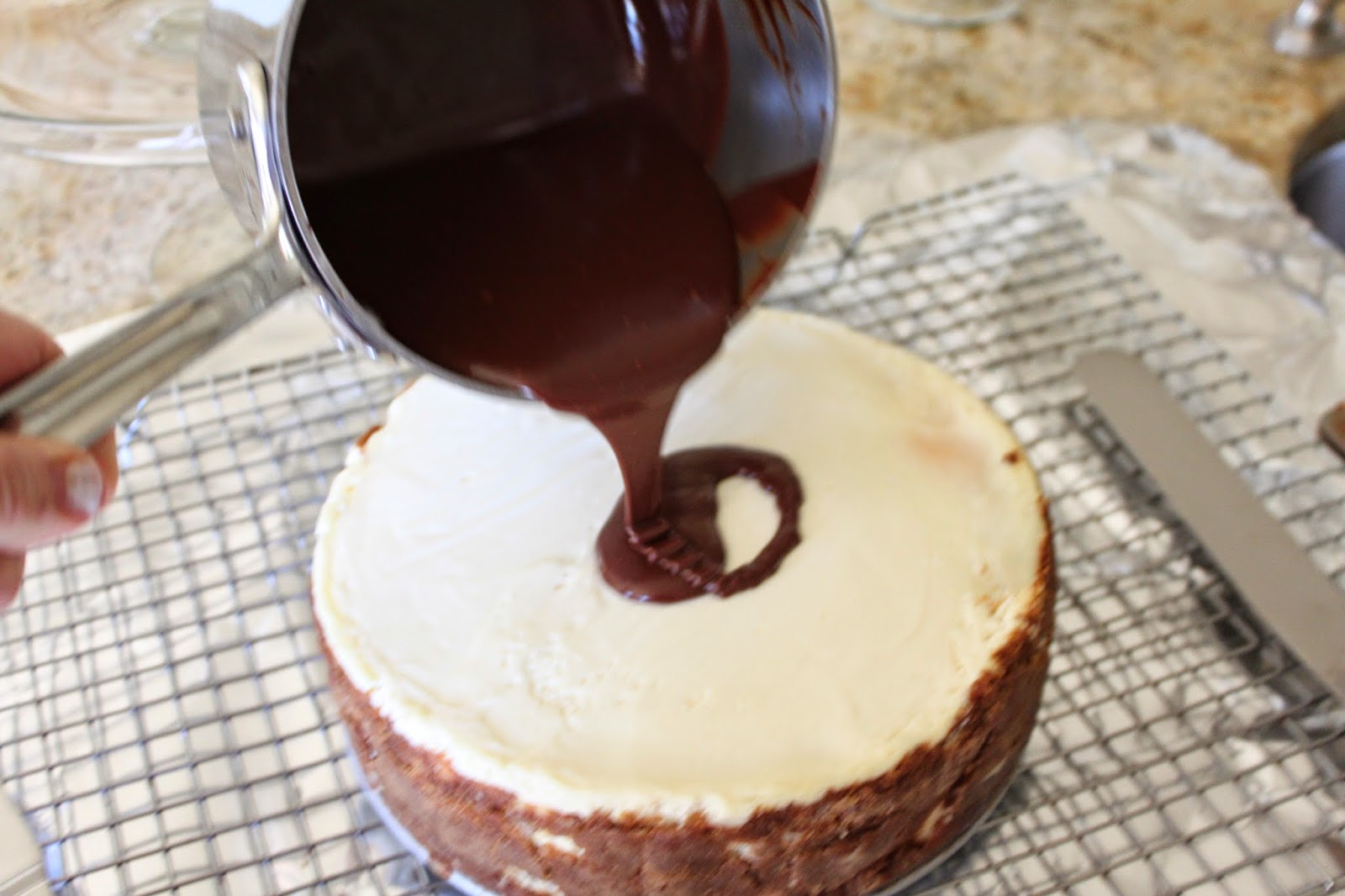 How Long Will A Cake Iced With Chocolate Ganache Keep