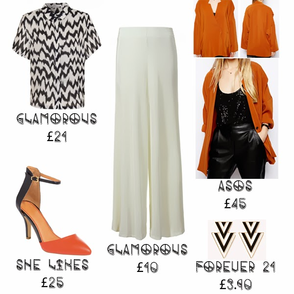Steal Her Style Solange Knowles what she wore get the look Fashion Aliceadoresapparel Blog Glamorous asos chelseadoll shelikes tailoring