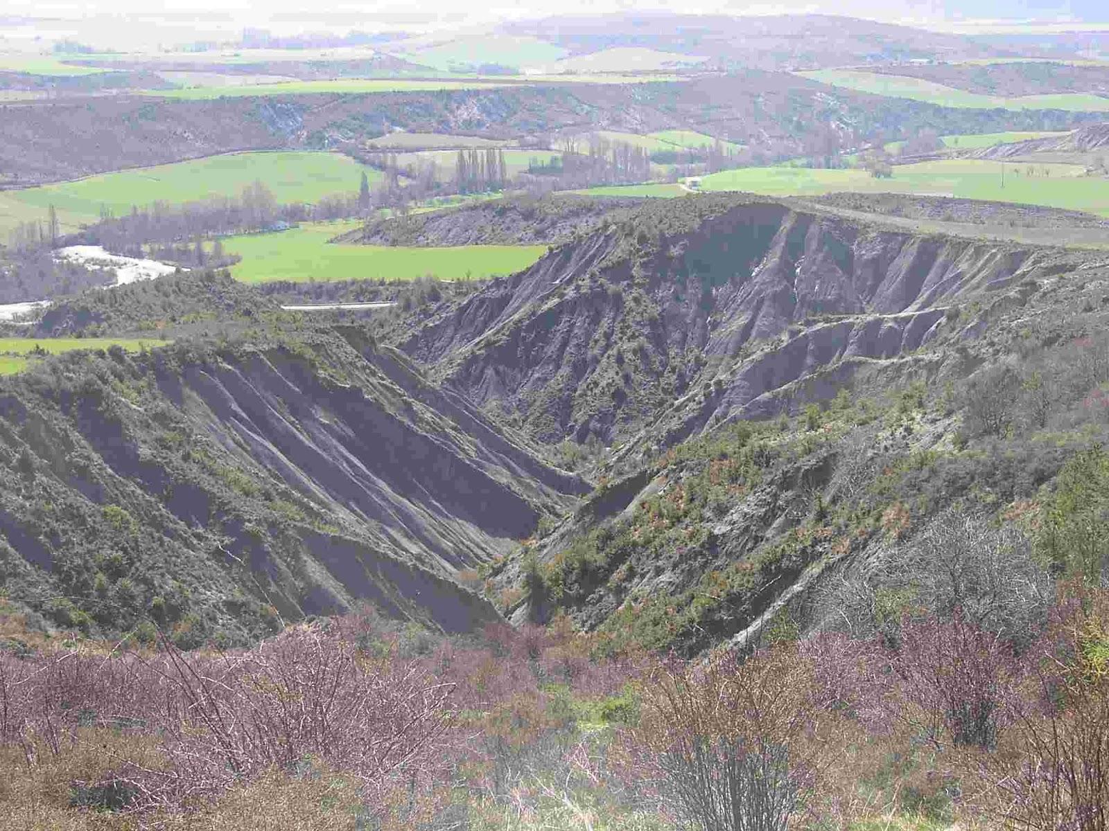 Sapere aude las formas del relieve continental - Fotos de relieve ...