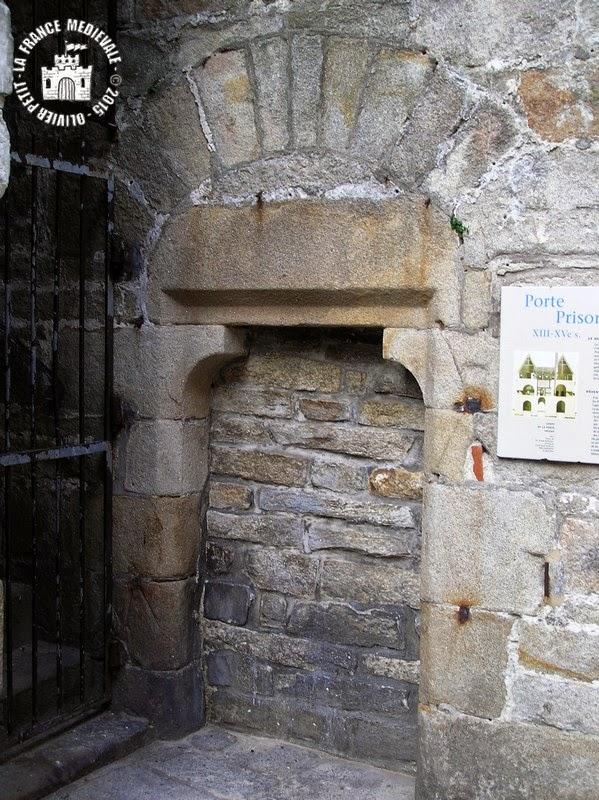 VANNES (56) - Les remparts médiévaux