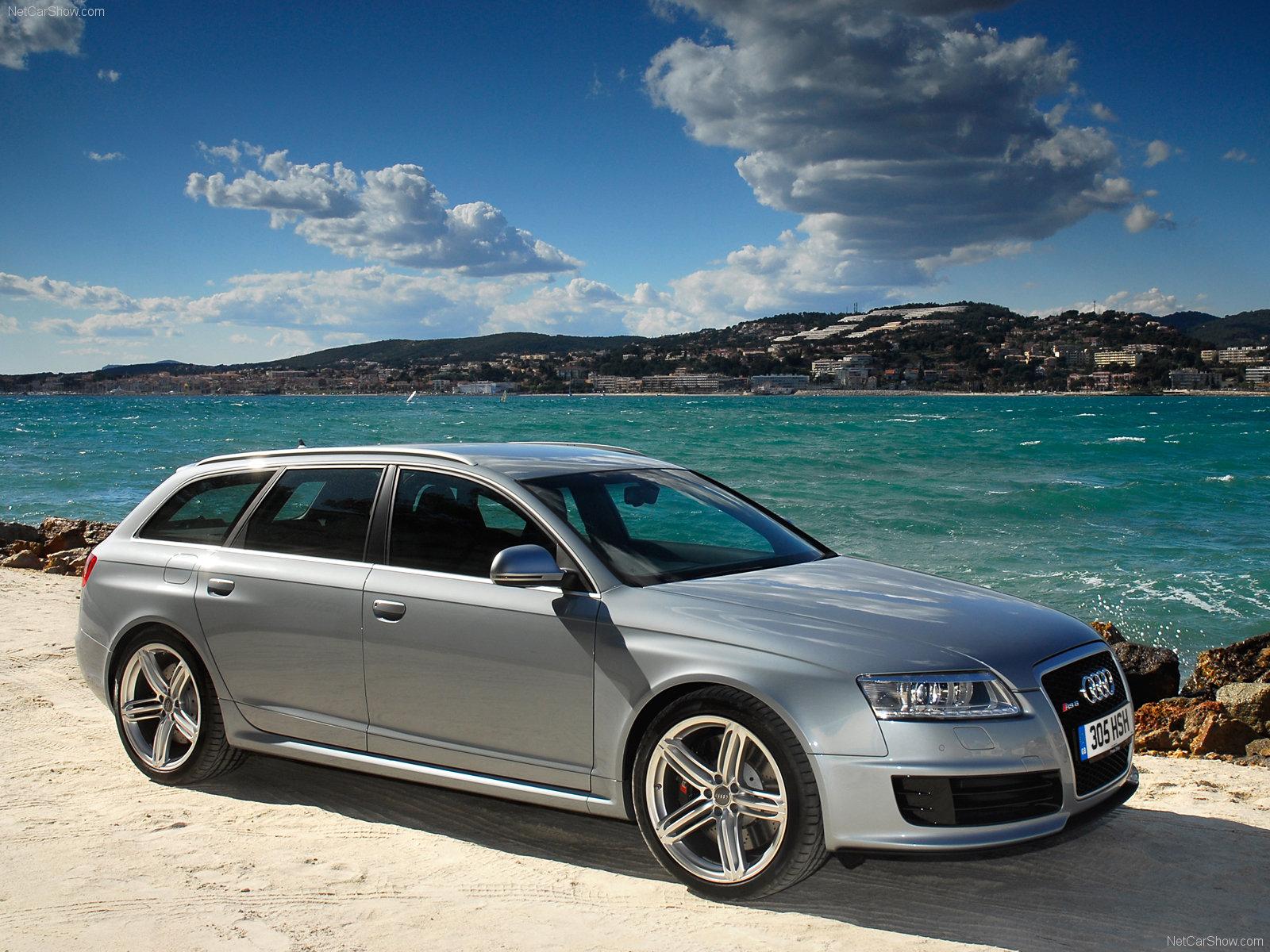 Audi a6 avant performance figures 9