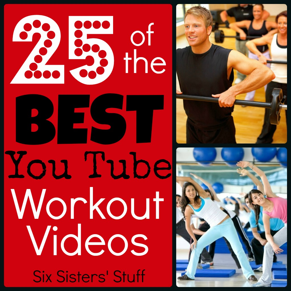 Workout video 25 minute nap