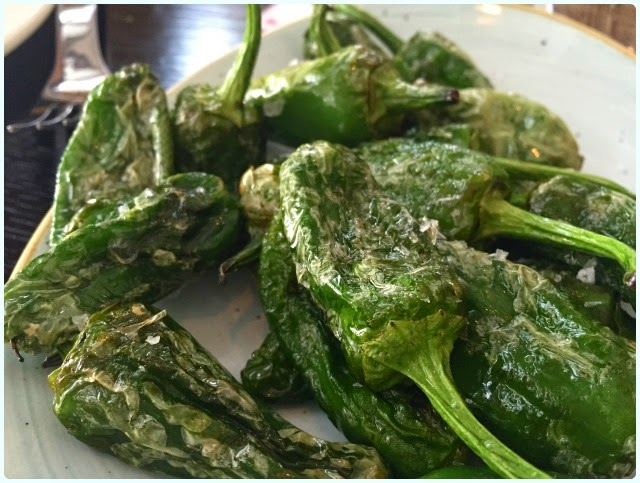 Iberica, Manchester - Padron Peppers