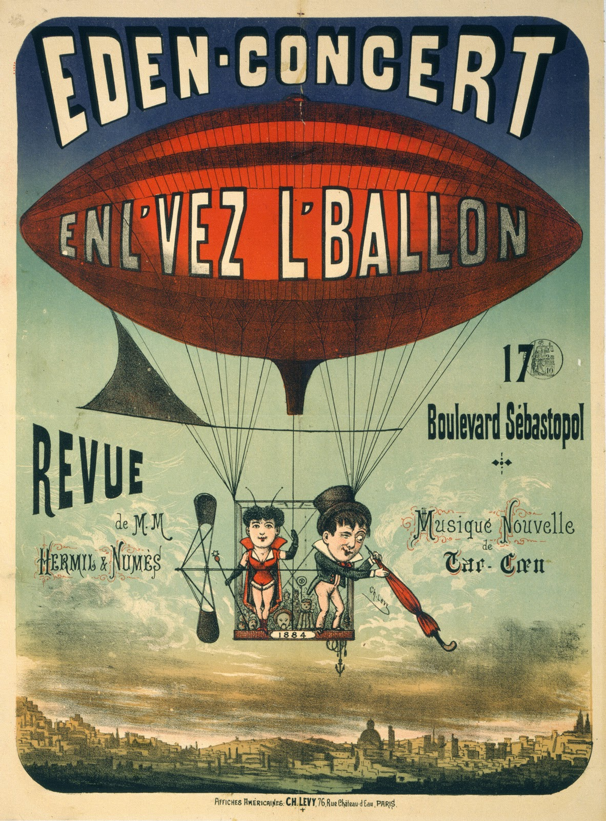 abbastanza Sisters' Warehouse: Vintage Hot Air Balloons Printables LP78
