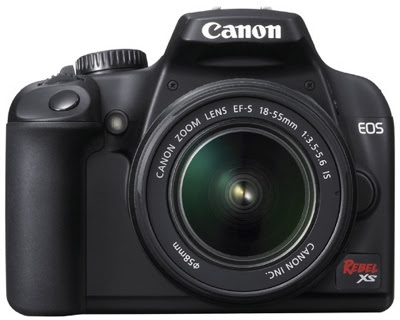 Canon EOS Rebel XS Review and Price
