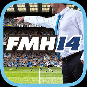 Football Manager Handheld 2014 Android Apk