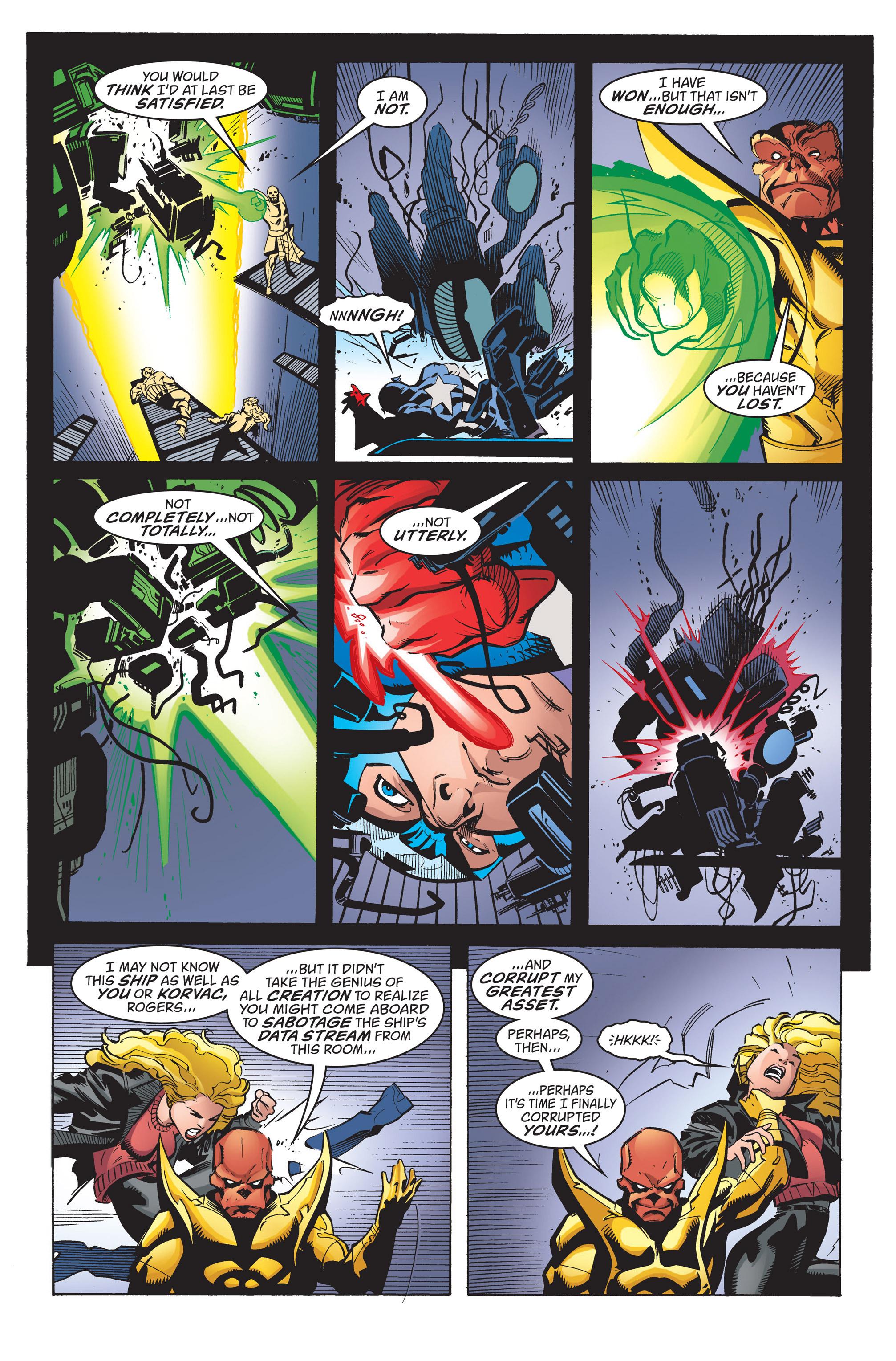 Captain America (1998) Issue #19 #25 - English 15