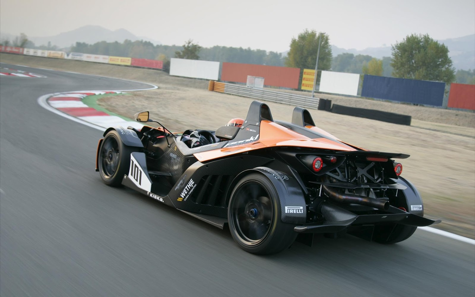 Wallpapers Of Beautiful Cars KTM X Bow Aka Crossbow