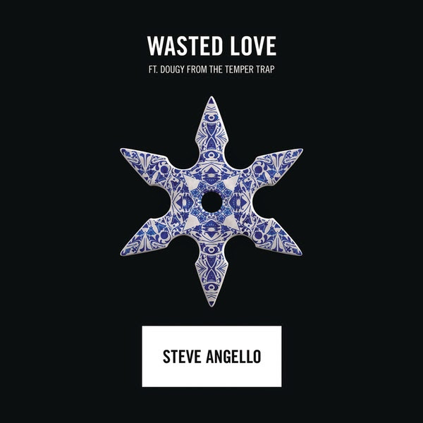 Steve Angello - Wasted Love (feat. Dougy) - Single Cover