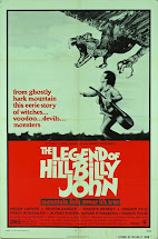 LEGEND OF HILLBILLY JOHN