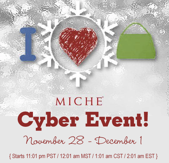 Miche Black Friday Cyber Event | Shop MyStylePurses.com
