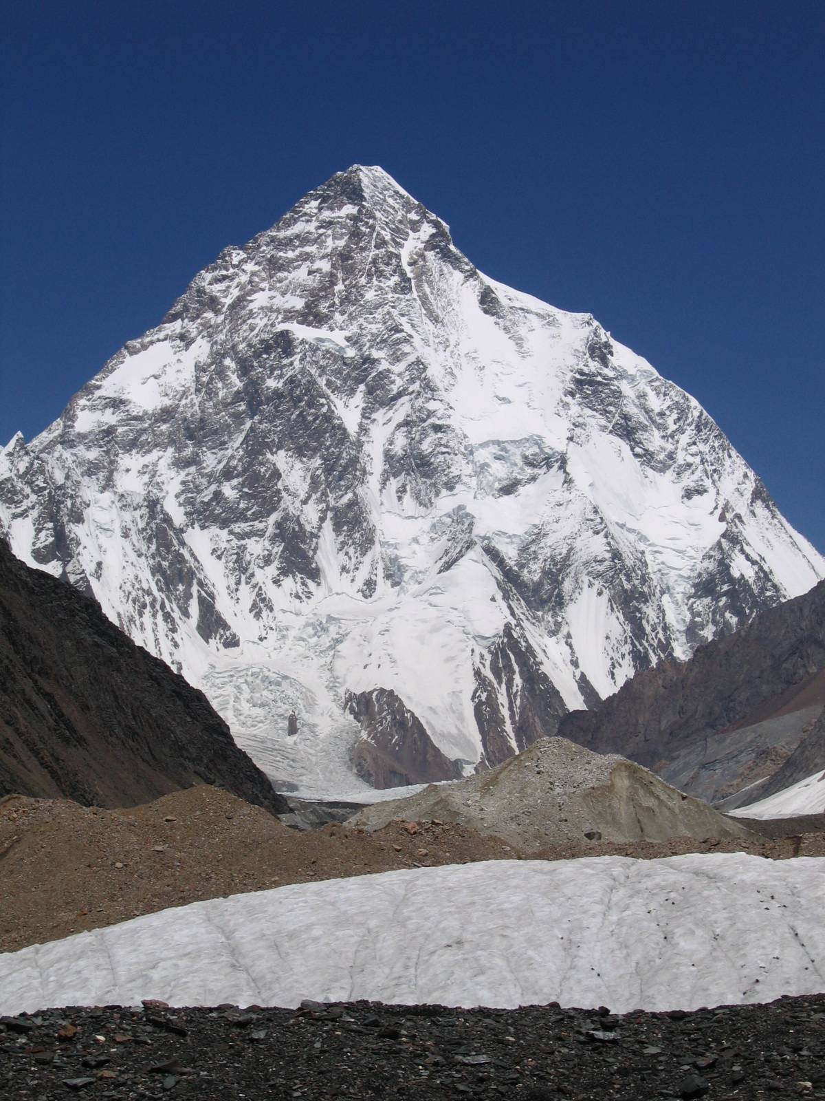 k2 mountain Vanessa o'brien is an expert mountaineer she is the fastest woman to climb the highest peak on every continent and the first american and british woman to climb k2, the second-highest mountain in .