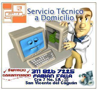 Soluciones Informáticas a Domicilio