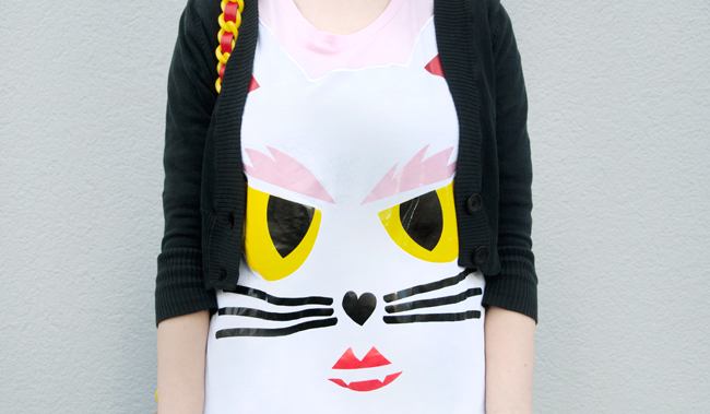 coupette tee, Karl Lagerfeld, famous cat