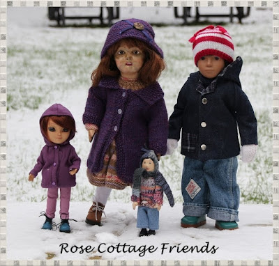 Rose Cottage Friends