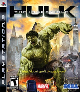 Download Games The Incredible Hulk Libre