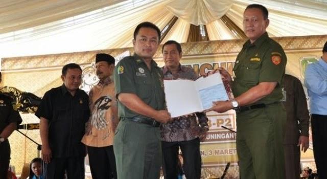 Launching PBB-P2 di Kabupaten Kuningan