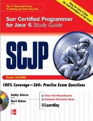 SCJP 6 Study Guide by Kathy Sierra-JavabynataraJ