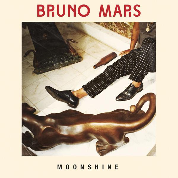 Copertina Bruno Mars - Moonshine