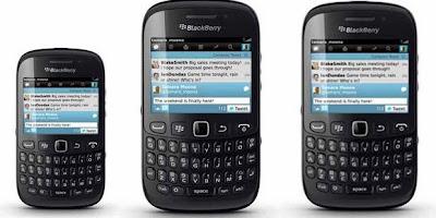 BlackBerry Murah: Spesifikasi BlackBerry Curve 9220