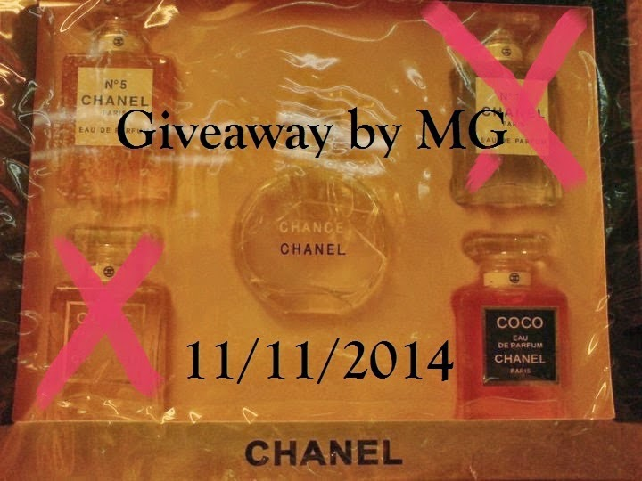 Channel Set Perfume Giveaway by Melangkau Garisan