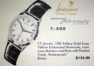 Vintage Hamilton Thin-o-Matic