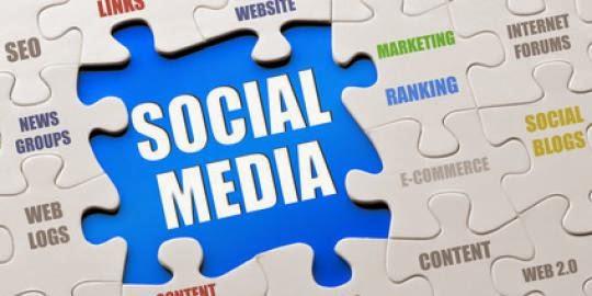 Jejaring sosial penunjang bisnis