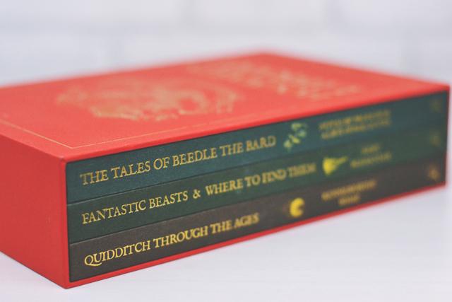 Hogwarts Library Boxset