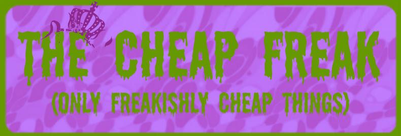 The Cheap Freak