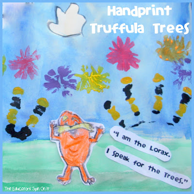 30 + Lorax Activities from The Educators' Spin On It
