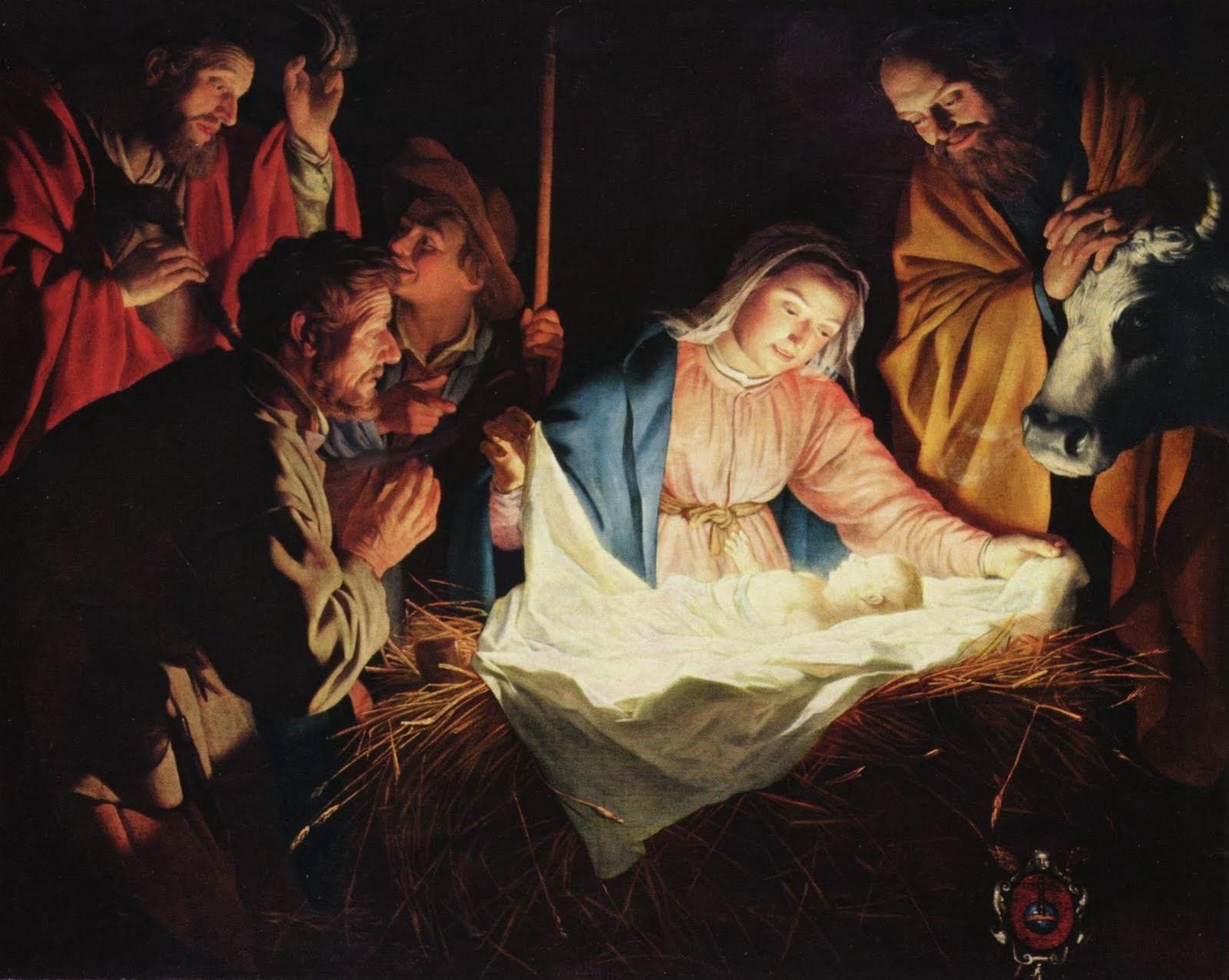 La Iglesia, Fe y Doctrina: Navidad \