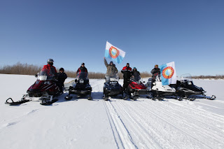 Река Сула - левый приток Печоры. Ненецкий автономный округ. Природа НАО.