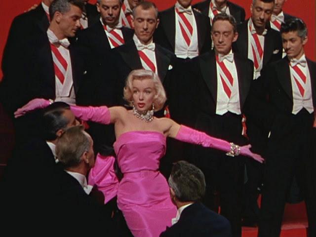 Marilyn Monroe Gentlemen Perfer BLondes