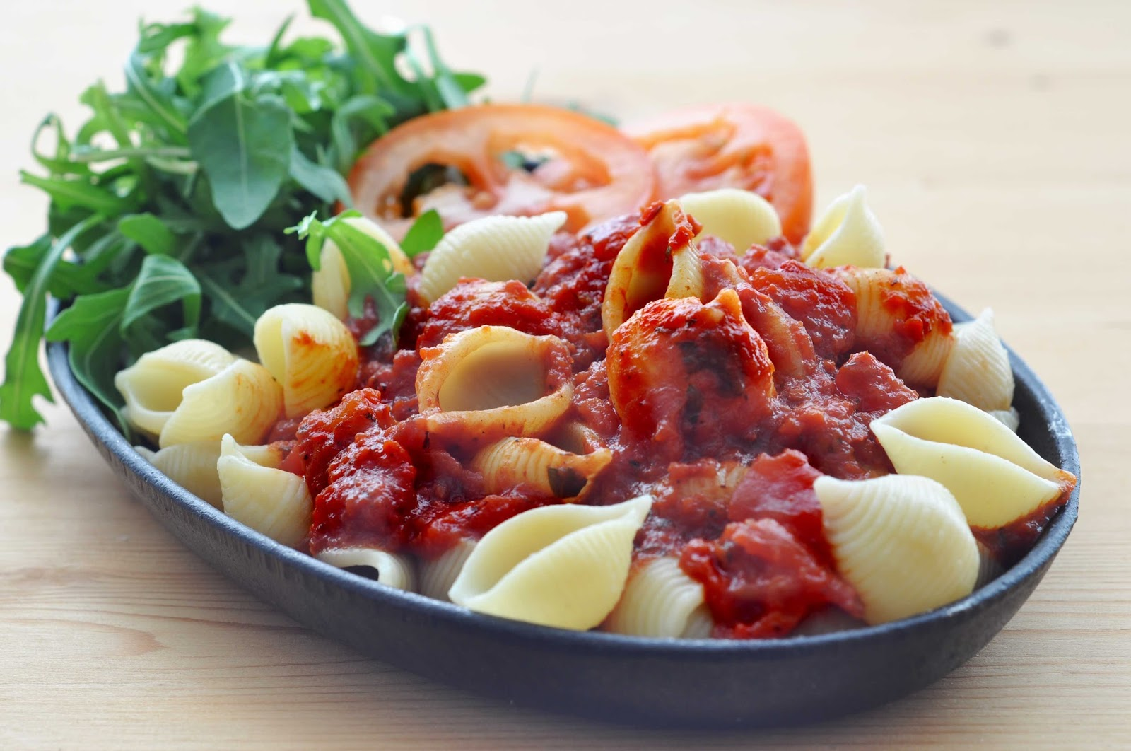 Roasted Pepper Pasta Sauce