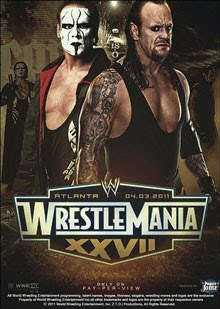 im Download   WWE Wrestlemania 27 HDTV