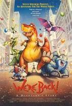 Watch We're Back! A Dinosaur's Story Online Free in HD