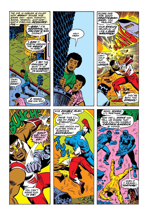 Captain America (1968) Issue #154 #68 - English 5
