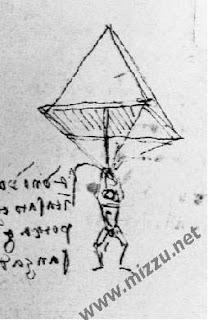 Leonardo Da Vinci Parasut