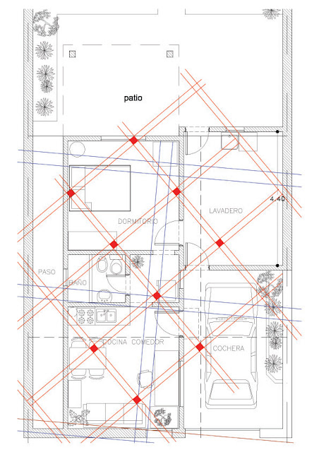 Arquitectura y feng shui radiestesia - Arquitectura feng shui ...