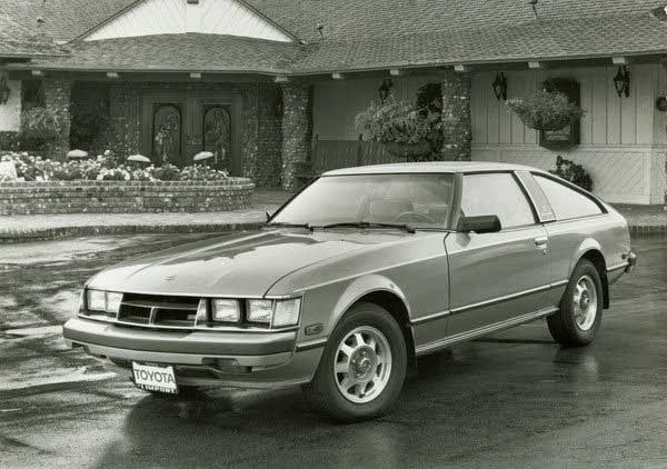 1979 - 1981 Toyota Supra Review
