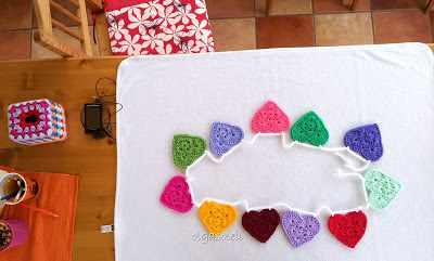 Granny Heart Bunting 7