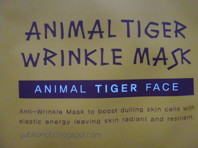 Review Snp Animal Tiger Wrinkle Mask Dan Dragon Soothing Masker Face Ini Berfungsi Untuk Menjaga Elastisitas Kulit Anti Penuaan