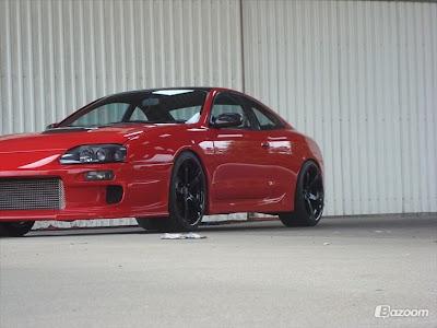 Toyota Celica coupe