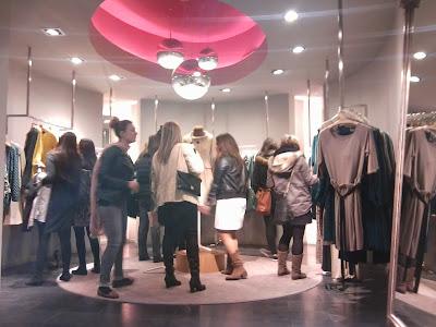 Fashion Night Zaragoza y LP